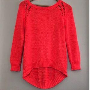 Zara Neon Sweater